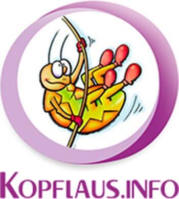 Kopflaus-Info Retina Logo